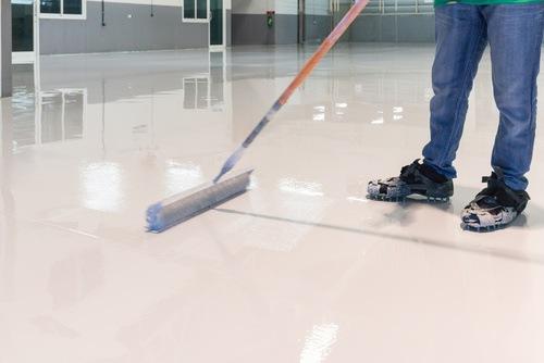 Műgyanta padlók - Ipari felhasználásra